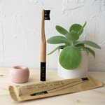 Biodegradable bamboo toothbrush for kids