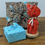 Furoshiki - Reusable gift wrap