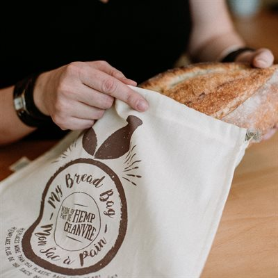 Conservation bread bag
