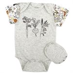 Grow-with-me Onesie