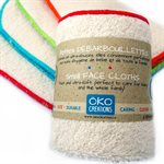 Öko Créations - Small Organic Cotton Face Cloth